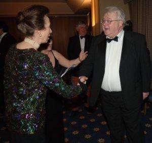 Princess Royal & Graham Dec06 1